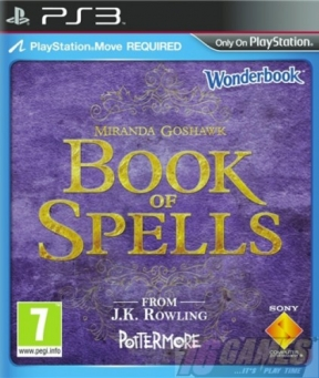 Book of Spells PS3 Cover