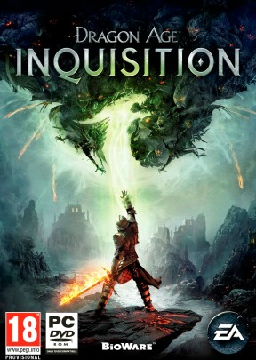 Dragon Age: Inquisition PC Cover