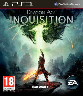 Dragon Age: Inquisition PS3 Cover