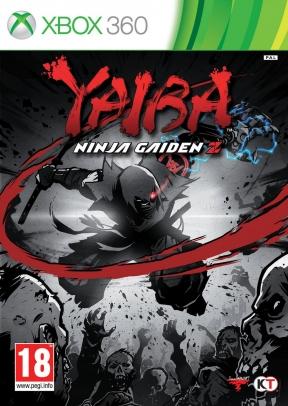 Yaiba: Ninja Gaiden Z Xbox 360 Cover