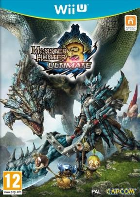 Monster Hunter 3 Ultimate Wii U Cover