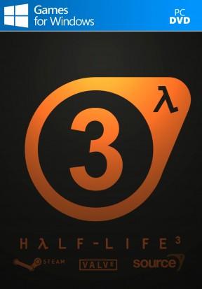 Half-Life 3 PC Cover