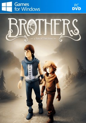 Brothers - A Tale of Two Sons PC Cover