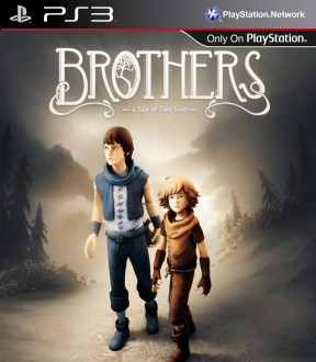 Brothers - A Tale of Two Sons PS3 Cover