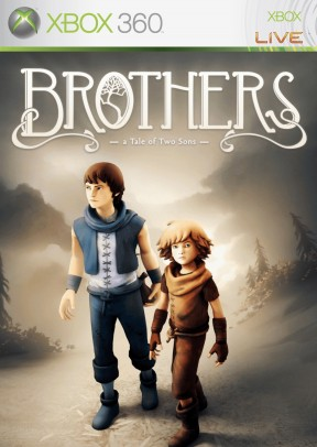 Brothers - A Tale of Two Sons Xbox 360 Cover