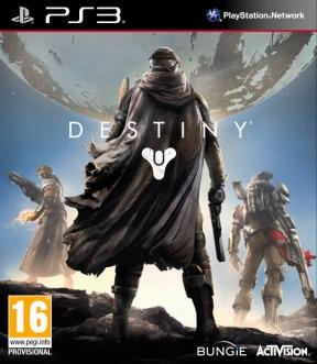 Destiny PS3 Cover