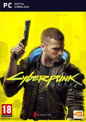 Cyberpunk 2077 PC Cover