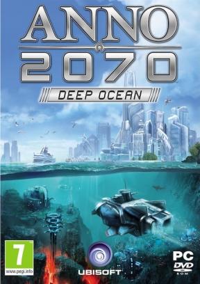 Anno 2070: Abissi di Cobalto PC Cover