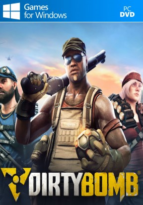 Dirty Bomb PC Cover