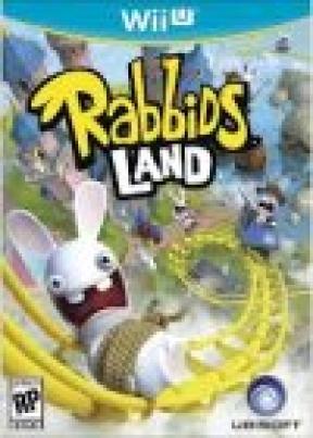 Rabbids Land Wii U Cover