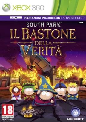 South Park: Il Bastone della Verità Xbox 360 Cover