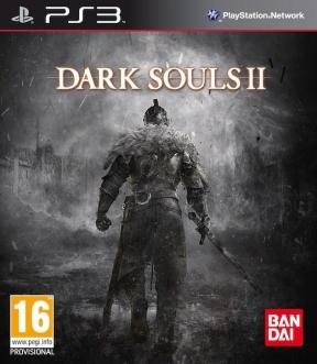 Dark Souls II PS3 Cover
