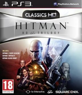 Hitman Trilogy HD PS3 Cover