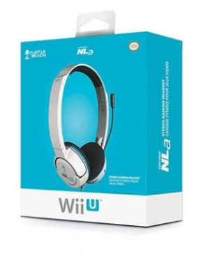 Turtle Beach Earforce NLa Wii U Cover
