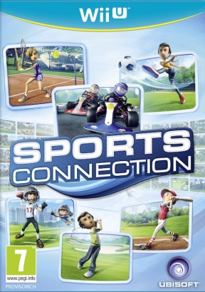 Sports Connection Wii U Cover