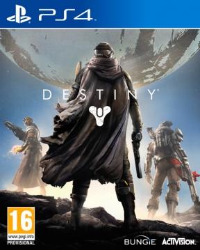Destiny PS4 Cover