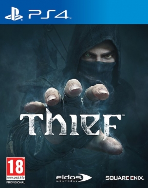 Thief PS4 Cover