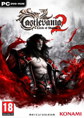 Castlevania: Lords of Shadow 2 PC Cover