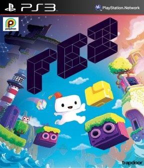 Fez PS3 Cover