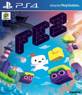 Fez PS4 Cover