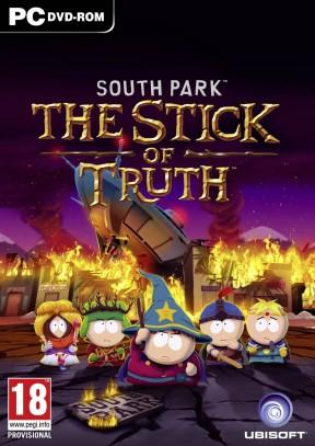 South Park: Il Bastone della Verità PC Cover