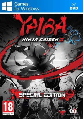 Yaiba: Ninja Gaiden Z PC Cover