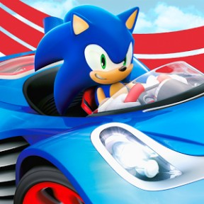 Sonic & All-Stars Racing Transformed iPhone Cover