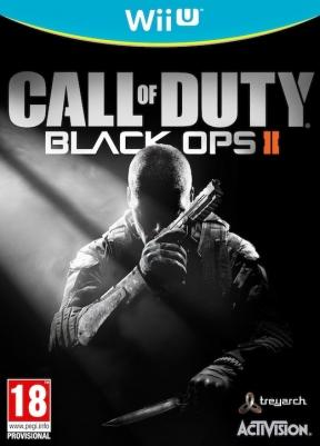 Call of Duty: Black Ops 2 Wii U Cover