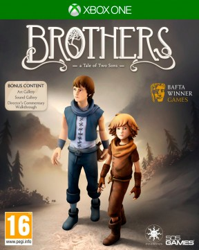Brothers - A Tale of Two Sons Xbox One Cover