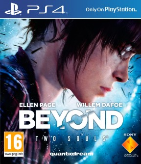 Beyond: Due Anime PS4 Cover