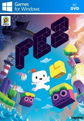 Fez PC Cover