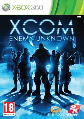XCOM: Enemy Unknown Xbox 360 Cover