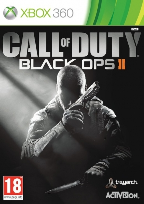 Call of Duty: Black Ops 2 Xbox 360 Cover