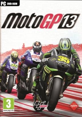 MotoGP 13 PC Cover