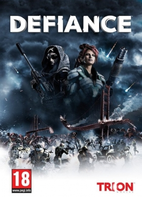 Defiance PC Cover