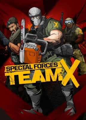 Special Forces: Team X PC Cover