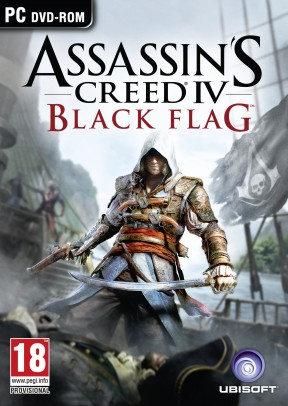 Assassin's Creed IV: Black Flag PC Cover
