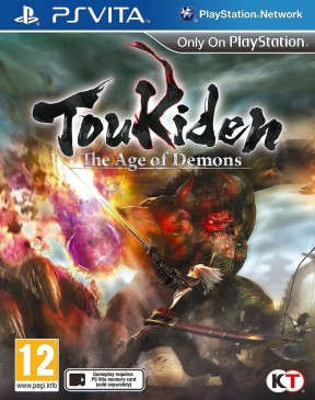 Toukiden: The Age of Demons PS Vita Cover