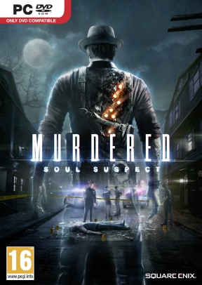 Murdered: Soul Suspect PC Cover