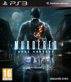 Murdered: Soul Suspect PS3 Cover