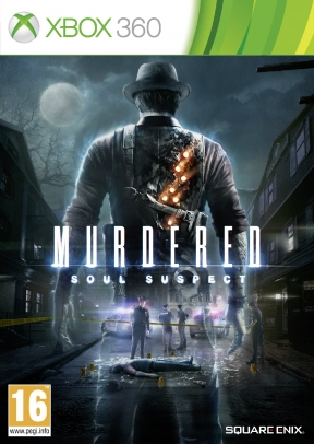 Murdered: Soul Suspect Xbox 360 Cover