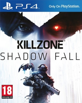 Killzone: Shadow Fall PS4 Cover