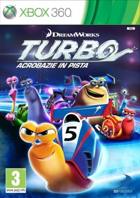 Turbo Acrobazie in Pista Xbox 360 Cover
