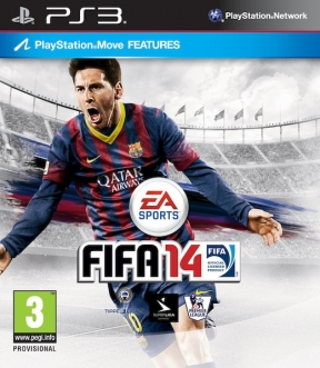 FIFA 14 PS3 Cover
