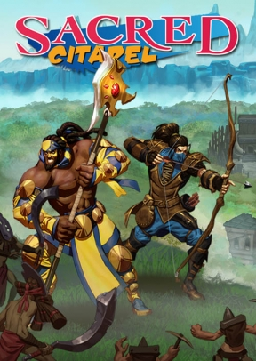 Sacred Citadel PC Cover