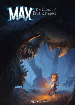 Max: The Curse of Brotherhood Xbox One Cover