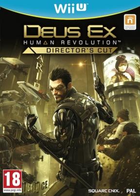 Deus Ex: Human Revolution - Director's Cut Wii U Cover