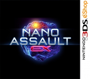 Nano Assault EX 3DS Cover