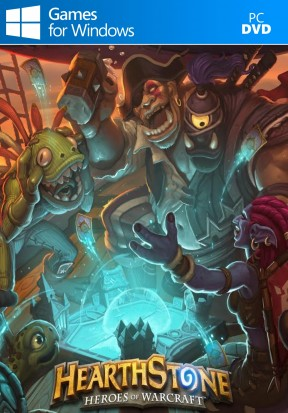 Hearthstone: Heroes of Warcraft PC Cover