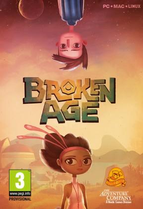 Broken Age PC Cover